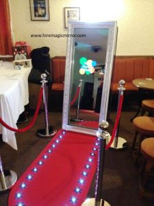 Birthday Magic Mirror